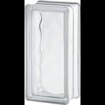 Seves Glassblock - 2411/8 Wave Glass Block