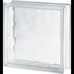 Seves Glassblock - 3030/10 Wave Glass Block
