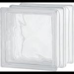 Seves Glassblock - 1919/16 HTI Wave - Sound Proofing Glass Block