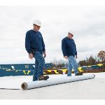 Carlisle SynTec Systems - TPO - Sure-Weld Reinforced Roofing Membrane