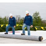 Carlisle SynTec Systems - FleeceBACK TPO Fleece-Reinforced Roofing Membrane