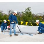 Carlisle SynTec Systems - FleeceBACK® KEE HP PVC Fleece-Reinforced Roofing Membrane