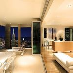 All Weather Architectural Aluminum - Series 9100 Bi-Fold Doors