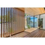 All Weather Architectural Aluminum - Series 8100 Sliding Doors