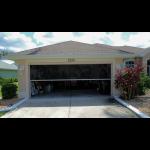 Alutech United, Inc. - Zip Tex - Motorized Garage Door Screen