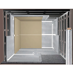 Covertech Fabricating - rFOIL™ 1800 Series Ultra NT Radiant Barrier for Scif's