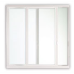 CGI Windows and Doors - Horizontal Rolling Window Series 375 - Commercial Collection