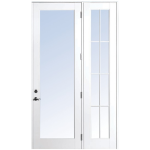 CGI Windows and Doors - French (Swing) Series 450 Doors - Estate Collection