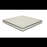 "Advanced Glazings, Ltd. - SOLERA® L R2.2 - 1"" High Performance Insulated Translucent Glazing Unit"