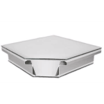 "Advanced Glazings, Ltd. - SOLERA® T-R18+Aerogel - 3"" High Performance Insulated Translucent Glazing Unit"