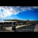 Premier Carports - Flat Top Carports