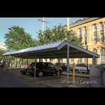 Premier Carports - Single Mansard Carports