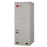 LG Air Conditioning Technologies - Vertical AHU - Ducted Multi Zone Indoor Unit - VRF
