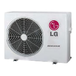 LG Air Conditioning Technologies - Multi F Series Outdoor Unit - DFS