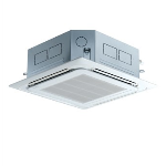 LG Air Conditioning Technologies - 4-Way Cassette - Single Zone - Ceiling Mounted - DFS