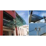 DHD International Inc - Glass Balustrades and Canopies