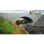 Contech Engineered Solutions - SUPER-SPAN™ and SUPER-PLATE® Steel Bridge Structures