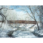 Contech Engineered Solutions - Continental Pedestrian Steel Truss Bridges