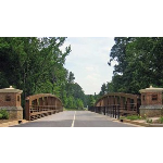 Contech Engineered Solutions - Steadfast® Vehicular Steel Truss Bridges