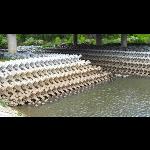 Contech Engineered Solutions - A-Jacks® Interlocking Concrete Jacks