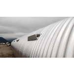Contech Engineered Solutions - CORLIX® Corrugated Aluminum Pipe
