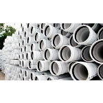 Contech Engineered Solutions - Solid Wall PVC Pipe