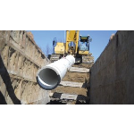 Contech Engineered Solutions - TRUSS PIPE® Double Wall Pipe