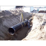 Contech Engineered Solutions - DuroMaxx® Steel Reinforced Polyethylene (SRPE) Pipe