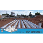 Contech Engineered Solutions - CMP Stormwater Detention and Infiltration