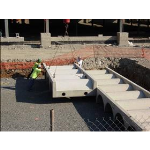 Contech Engineered Solutions - Terre Arch™ Concrete Detention and Infiltration