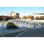 Contech Engineered Solutions - Continental® Pedestrian Truss Bridge