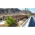 Contech Engineered Solutions - EXPRESS® Continental Pedestrian Bridge