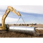 Contech Engineered Solutions - ULTRA FLO® Corrugated Metal Pipe (CMP)