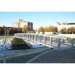 Contech Engineered Solutions - Continental® Pedestrian Truss Bridge