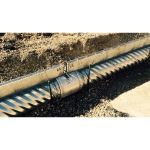 Contech Engineered Solutions - Slotted Drain™ Corrugated Metal Pipe (CMP)