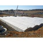 Contech Engineered Solutions - CON/SPAN® Concrete Detention and Infiltration