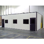 Panel Built - Single Story Modular Offices