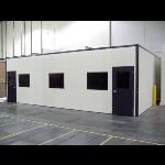 Panel Built - Single Story Modular Offices
