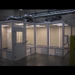Panel Built - Modular Cleanrooms