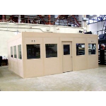 Panel Built - Fire-Rated Panels for Modular Offices and Buildings