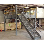 Panel Built - Cold Rolled Steel Mezzanines