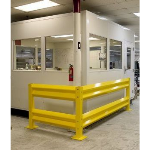 Panel Built - Barrier Rail and Safety Rail