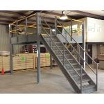 Panel Built - Cold Roll Mezzanine