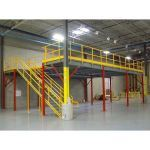 Panel Built - Structural Steel Mezzanines