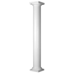 Worthington Millwork - Square Non-Tapered Fiberglass Columns