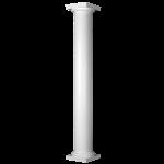 Worthington Millwork - Square Non-Tapered Fiberglass Columns