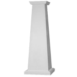 Worthington Millwork - Square Tapered Fiberglass Columns