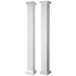 Worthington Millwork - Round Tapered FRP Columns