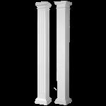 Worthington Millwork - Round Tapered FRP Columns