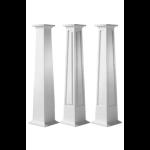 Worthington Millwork - Square Non-Tapered PVC Columns